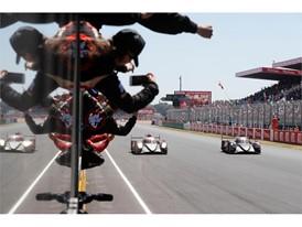 Jackie Chan DC Racing by Jota Sport Oreca formation finish