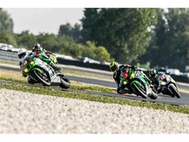 Tati Team Beaujolais Racing, AM Moto Competition & Voelpker NRT48 Schubert