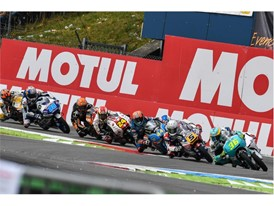 Joan Mir heads the Moto3 standings