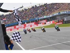 Assen saw a titanic battle for Moto2 honours