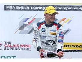 Three time a BTCC winner in 2017, Turkington took victory in June at Croft