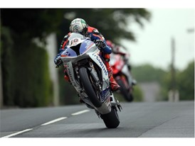 Five podiums across the solo classes earns Peter Hickman the Joey Dunlop Trophy