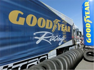 Ready-made interview with Benjamin Willot, Director Marketing Commercial Tires at Goodyear Europe, Middle East and Africa, about Goodyear Truck Racing Tires