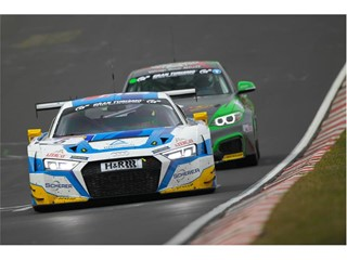 Two out of two - The Phoenix Audi won the first two races of the year, on Dunlop