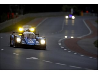 Alpine and Dunlop take class win at Le Mans 24h