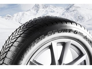 Dunlop offers winter performance to SUV drivers