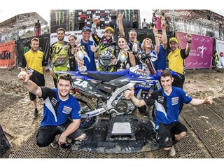 Dunlop takes MXGP win in Indonesia