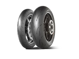 Dunlop GP Pro D212 - for professional riders