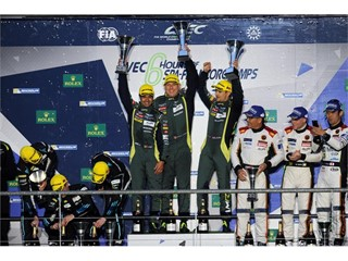 Double pole & wins for Dunlop teams at WEC 6 Hrs of Spa