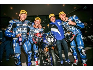 GMT94 and MOTO AIN CRT take EWC Oschersleben Dunlop wins