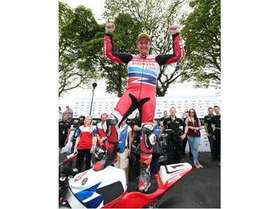 John McGuinness will be sharing his #DunlopRoadTrip tips and choosing the winning entries