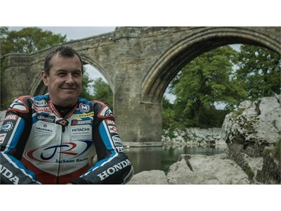 John McGuinness remembers his teenage roadtrip