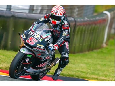 Zarco leads in Moto2