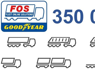 Goodyear FleetOnlineSolutions Vehicle Numbers Head for Milestone