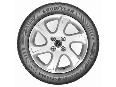 Goodyear Vector 4Seasons Gen-2: the all-season tire chosen by leading car manufacturers