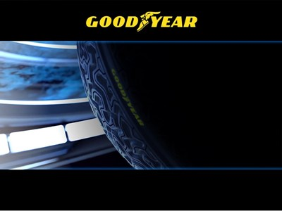 Goodyear Eagle-360 wins prestigious design award