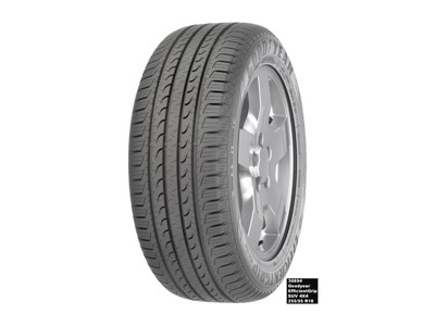 Goodyear EfficientGrip range takes podium with great ADAC summer tire results