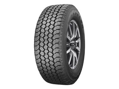 Goodyear introduces the new Wrangler All-Terrain Adventure, a versatile All-Terrain tire with the strength of Kevlar®