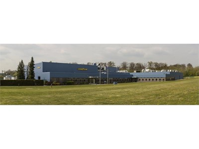 Goodyear Test Tire Laboratory- Building