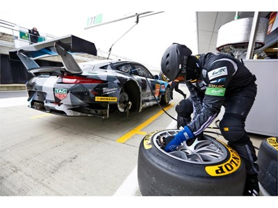 Dunlop ready for Spa FIA World Endurance Championship Challenge