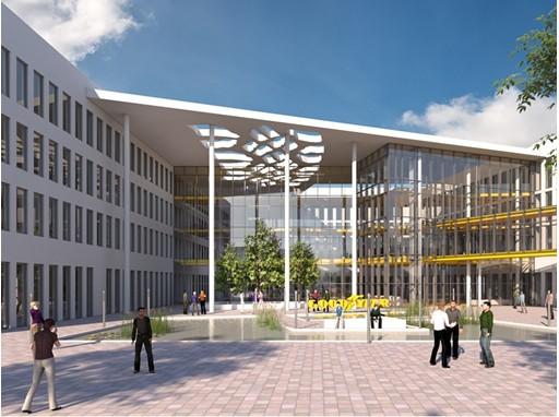 New Goodyear Building