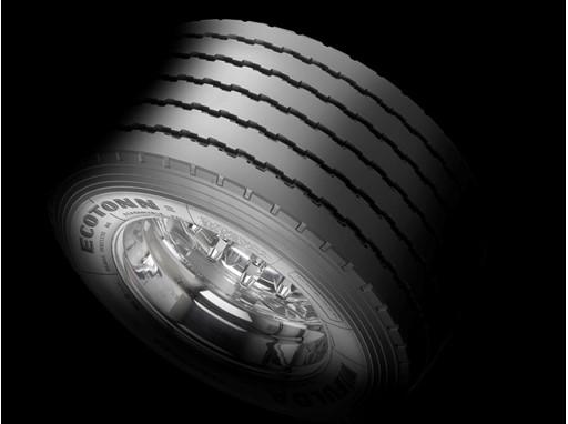 New Fulda Ecotonn 2 trailer tire size 435/50R19.5 Dynamic