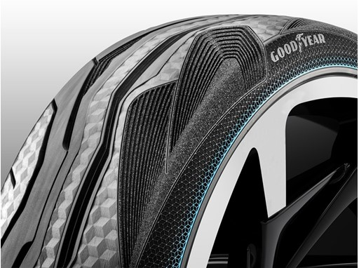 Goodyear CityCube Rear Tire