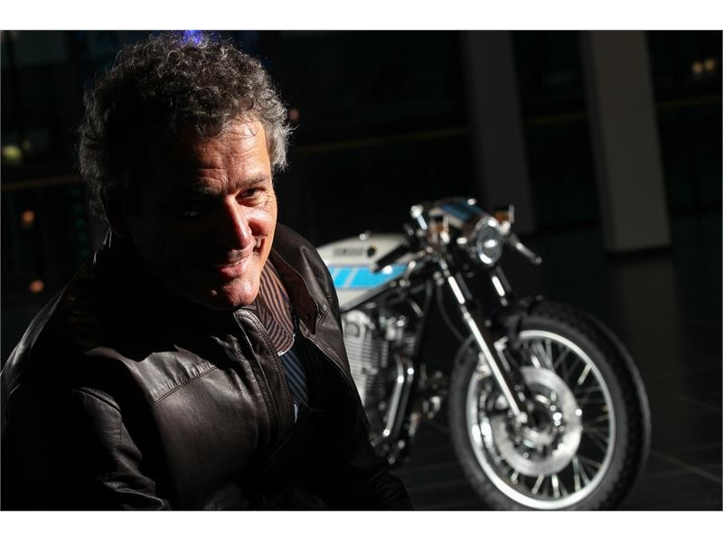 Goodyear Newsroom : 'More than a <b>motorcycle</b>, a work of art ...
