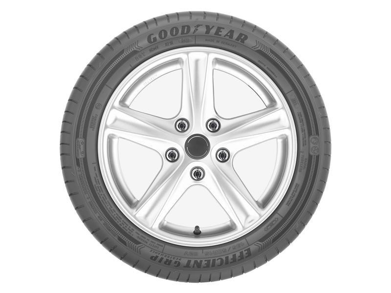 I pneumatici Goodyear equipaggiano la nuova <b>Alfa Romeo</b> Giulia