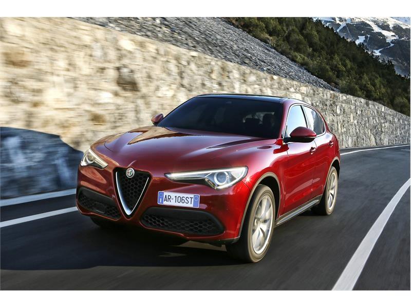 Alfa Romeo sceglie Goodyear per la nuova <b>Stelvio</b>
