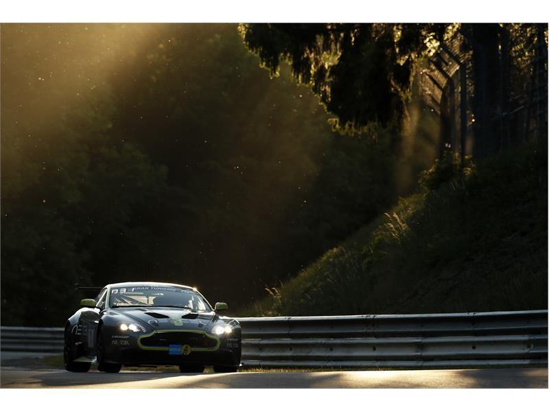 Goodyear Newsroom : Dominio <b>Dunlop</b> alla 24 Ore del Nürburgring