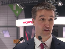 Goodyear Press conference Geneva - Eagle 360 Concept tire - Part 2: Olivier Rousseau, VP Goodyear Consumer Tires EMEA
