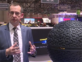 Soundbite Goodyear Eagle 360 -Autonomous driving: Percy Lemaire, Director Technology Consumer Goodyear EMEA