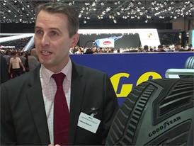 Soundbite/b-roll Goodyear Intelligrip V1 FR - Etienne Besnoin, Goodyear Global innovations