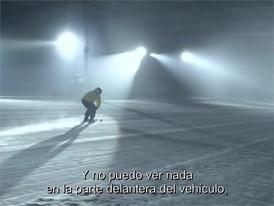 Dunlop Ski Jump - Making of (ES)