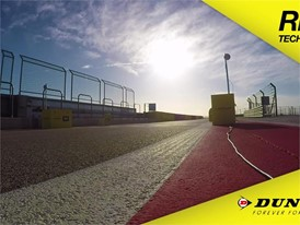 Dunlop reveal new RFID Technology system