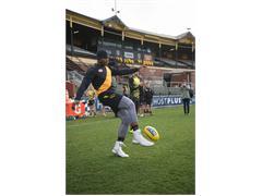 Gatorade Football Exchange Program with Cam Newton