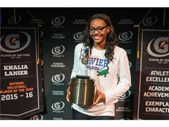 2015-2016 Gatorade National Volleyball Player of the Year Announcement