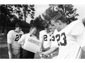 Dr. Cade 1965 at University of Florida