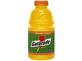 Citrus Cooler Gatorade Thirst Quencher Retro Label