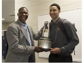 Gatorade National Boys Basketball Player of the Year award surprise