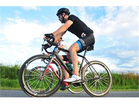 Jimmie Johnson bikes