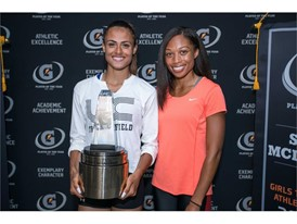 Gatorade National Girls Track & Field 2