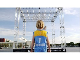 Elena Delle Donne For the Wind Art Installation 4