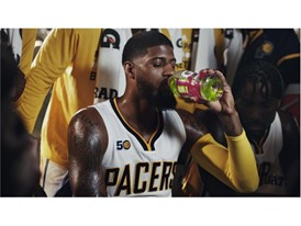 Paul George gets in the `Flow' in Latest Gatorade Ad
