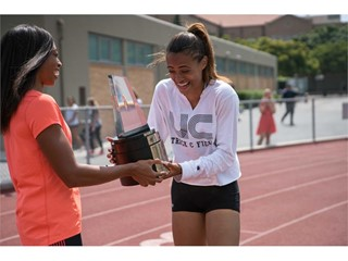 Gatorade National Girls Track & Field 1