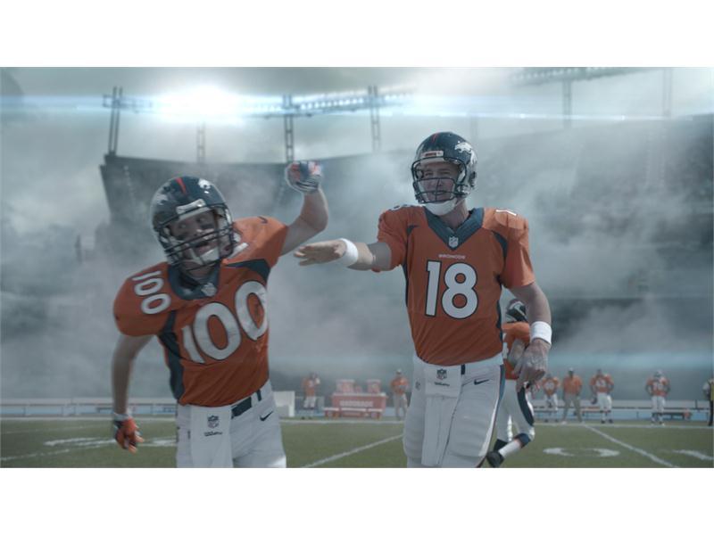 Gatorade : <b>Peyton Manning</b>