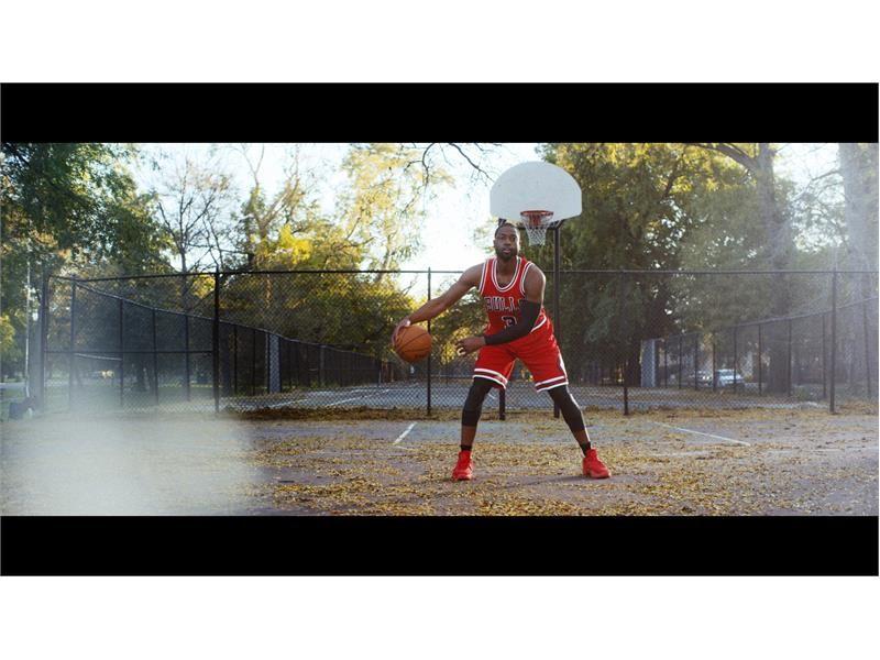 Gatorade : Dwyane Wade's 'Sounds of Hope'