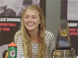 Gatorade National Girls Cross Country ROY Video