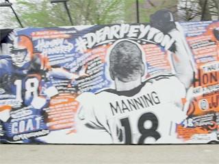 #DearPeyton Mural Video